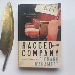 📚 BOOK: Ragged Company by Richard Wagamese